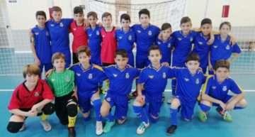La Selección FFCV Sub-12 de futsal viaja este miércoles a Calatuña