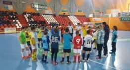 La Selección Sub-12 de fútbol sala vuelve a escena en Sagunt el domingo 7