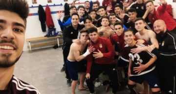 El CDA San Marcelino Juvenil ya calienta motores para la promoción de ascenso a Liga Nacional