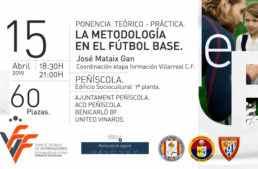 Jornada de formación FFCV en Peñíscola el 15 de abril