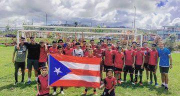 Benidorm Cup, primer proyecto exterior de la Academia Española de fútbol de Puerto Rico