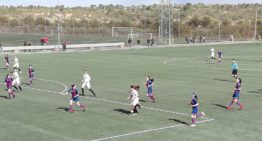 El Valencia logra ante el Levante el título de liga en el Grupo 1 de la categoría Cadete-Infantil (0-1)