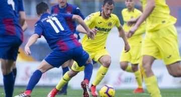 Previa: Villarreal y Levante se juegan el campeonato de División de Honor Juvenil a una carta