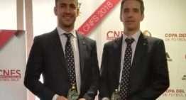Los árbitros Rabadán y Delgado estarán en Final Four de la Copa del Rey