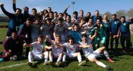 Un gol de Beñat da el pleno de victorias a España Sub-17 y su billete para el Europeo (1-0)