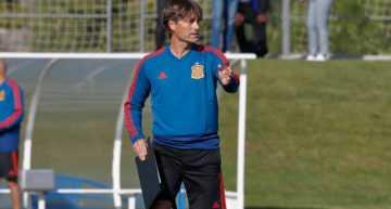 Julen Guerrero cuenta con Rubén, Rodri y Alex para la Selección Española Sub-16