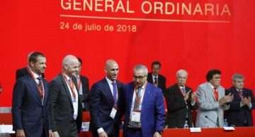 La Asociación de Clubes da la cara por la Primera División B: 'Este modelo no es improvisado'