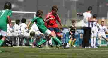 Horarios y grupos para las semifinales de la IX Copa Federación Alevín el domingo 14