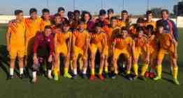 La Selección FFCV masculina sub-16 se enfrentará en amistoso al Inter San José el miércoles 3