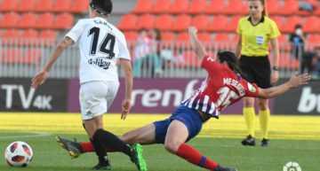 Un aguerrido Valencia no puede con la efectividad del Atlético de Madrid (3-0)