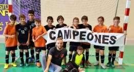 Requena, Pilar, Aspe y Segorbe son los campeones FFCV 2018-2019 de fútbol sala