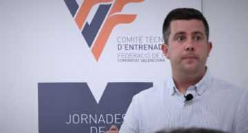 Villafaina desgrana el secreto del Orihuela: 'El entrenador es el que más sufre las derrotas y menos disfruta las victorias'