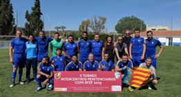 El C.P. Picassent representó a la Comunitat en el X Torneo Intercentros Penitenciarios de Antequera