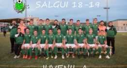 Colegio Salgui EDE se cita con la historia: hasta cinco ascensos a tiro en fútbol-11 en una semana