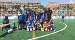 VIDEO: Avant Aldaia celebra su décimo aniversario con un épico ascenso a Superligas