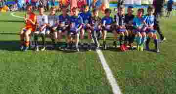 Últimos doce equipos Prebenjamines clasificados para la Fase Final de la IX Copa Federación