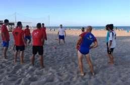 Arranca la Liga Nacional 2019 de Fútbol Playa en La Nucia