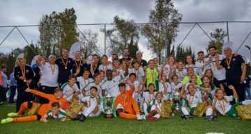 GALERÍA: Entrega de premios y trofeos del Campeonato de España Sub-12 en Mislata