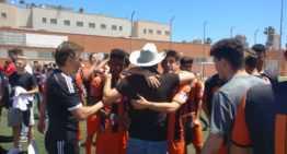 Patacona cumple su sueño y acompaña a Hércules en su ascenso a División de Honor Juvenil