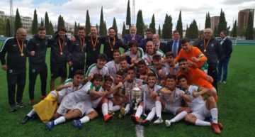 La tiranía de Andalucía se consolida en Sub-16: nuevo título de campeón de España tras ganar a Aragón (1-0)