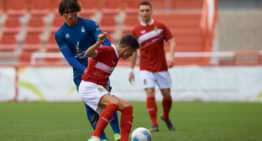 Cuatro representantes de la Valenciana estarán con la España Sub16 de Julen Guerrero