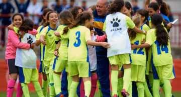 VIDEO: La intrahistoria del gol de Melilla, el tanto 'en contra' más feliz de la Selección FFCV Femenina