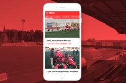 Arlandi Martínez (CD Utiel): 'La App para Clubs de Fútbol ofrece infinidad de posibilidades'