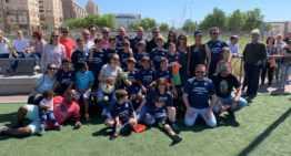 ¡Lo hicieron! Atlétic Amistat 'C' culmina la temporada perfecta en Alevín Segundo Año
