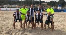 El Levante conquista de nuevo la Liga Autonómica de fútbol playa
