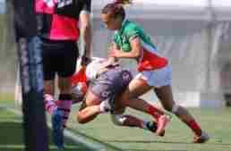 TSB Sports&Events organiza en Alzira la segunda serie de la Copa de la Reina de rugby seven