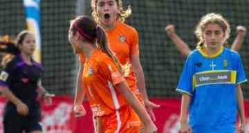 GALERÍA: Pleno de las selecciones FFCV masculina y femenina en la primera jornada del Campeonato de España