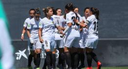 El VCF Femenino cierra una mala temporada con derrota abultada ante el Betis (1-4)