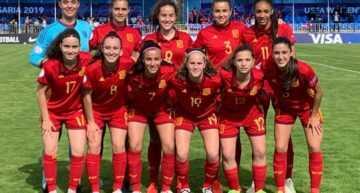 España Sub-17 comenzó el Europeo Femenino con empate ante Dinamarca (0-0)