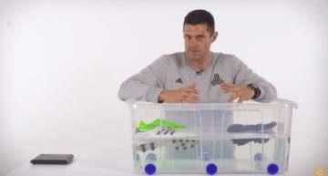 VIDEO: Fútbol Emotion desvela los mitos y verdades de las botas mojadas