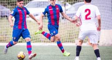 Estos son los rivales de Villarreal y Levante en cuartos de la Copa del Rey Juvenil