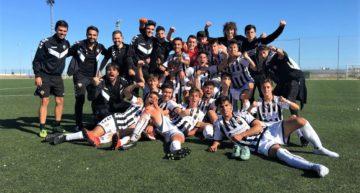 El Juvenil B y Cadete A del CD Castellón ya son campeones de sus ligas