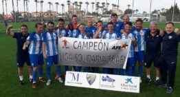 Oliva decide el título nacional de la Liga Solidaria de Veteranos de F7