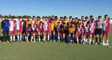Doble amistoso de la Selecció FFCV Sub-14 ante Castilla-La Mancha el miércoles 22