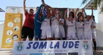 El Valencia conquista el III Torneo Femenino Sub-12 'Ciutat de la Vall d'Uixó' en la tanda de penaltis