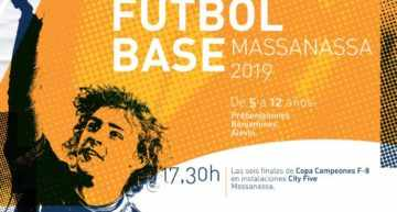 La Fiesta del Fútbol Base FFCV 2019 ya tiene cartel oficial y horarios para el próximo 21 de junio