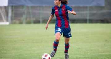Paula Tomás contará con dinámica del primer equipo en el Levante
