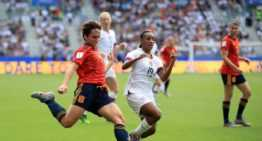 España cae con la cabeza alta ante Estados Unidos (1-2)
