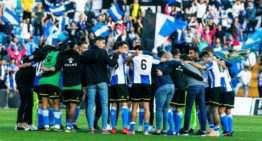 La Ponferradina se interpone entre el Hércules y el sueño de la Segunda División