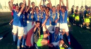 Valencia CF, Burjassot, FBCD Catarroja, Villarreal y Masteam Massamagrell ganan la Copa de Campeones 2018-2019