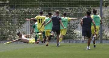 El Villarreal Juvenil 'A' supo sufrir para meterse por primera vez en la final de la Copa del Rey (2-2)