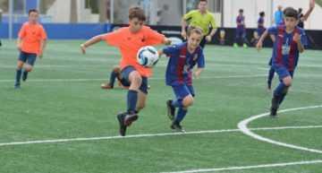 Confirmados los grupos oficiales de la Copa de Campeones de Alicante de fútbol-8 el 15 y 16 de junio en La Nucía