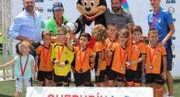 Primeros pasos en fútbol base: ¿qué edades corresponden a cada categoría de competición?