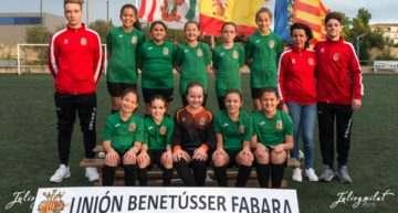 GALERÍA: El futfem del Unió Benetússer-Favara quiere seguir creciendo este verano