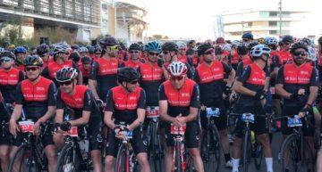 Cifras de récord en una exitosa Gran Fondo Internacional Marcha Ciudad de Valencia 2019