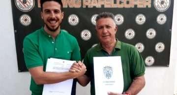 El CEF Rafelcofer y el CF Base Gandia alcanzan un acuerdo de colaboración